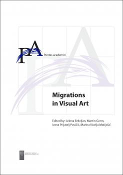 Naslovnica za Migrations in Visual Art