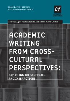 Naslovnica za Academic writing from cross-cultural perspectives: Exploring the synergies and interactions