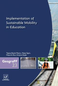 Naslovnica za Implementation of Sustainable Mobility in Education